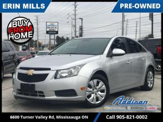 Used 2012 Chevrolet Cruze LT Turbo  REMOTE START|LOW KM| for sale in Mississauga, ON