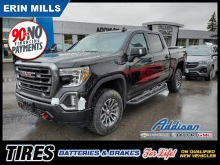 New 2020 GMC Sierra 1500 AT4  -  Leather Seats -  Cooled Seats for sale in Mississauga, ON