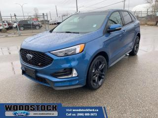 New 2020 Ford Edge ST  401A SPORT PACKAGE, 21' for sale in Woodstock, ON