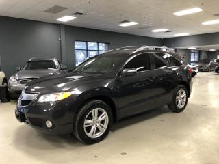 Used 2015 Acura RDX W/TECH*ONE OWNER*NO ACCIDENTS*FULLY LOADED*LOW KM* for sale in North York, ON