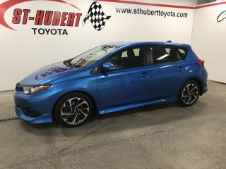 Used 2016 Scion iM 4DR HB CVT for sale in St-Hubert, QC