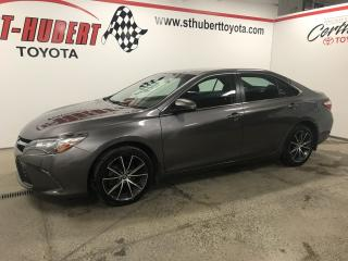 Used 2016 Toyota Camry 4DR SDN I4 AUTO SE for sale in St-Hubert, QC