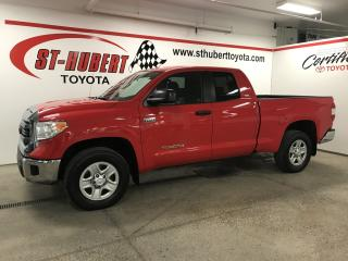 Used 2015 Toyota Tundra 4WD Double Cab  5.7L SR, FREINS NEUFS for sale in St-Hubert, QC