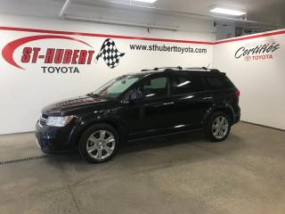 Used 2013 Dodge Journey AWD 4dr R-T, NAVIGATION for sale in St-Hubert, QC
