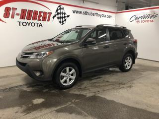 Used 2013 Toyota RAV4 FWD 4dr LE for sale in St-Hubert, QC