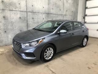 Used 2019 Hyundai Accent Preferred HATCHBACK AUTOMATIQUE APPLECAR CAMERA DE RECUL 5 portes BA 132HP for sale in St-Nicolas, QC