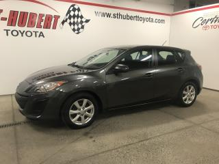Used 2011 Mazda MAZDA3 4dr HB Sport Auto GX for sale in St-Hubert, QC