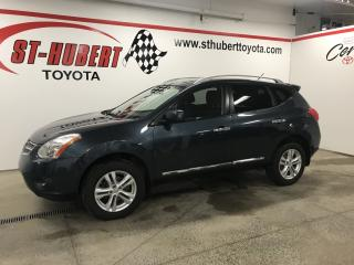 Used 2012 Nissan Rogue FWD 4dr SV for sale in St-Hubert, QC