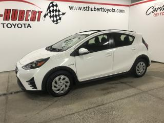 Used 2018 Toyota Prius c Hybride for sale in St-Hubert, QC