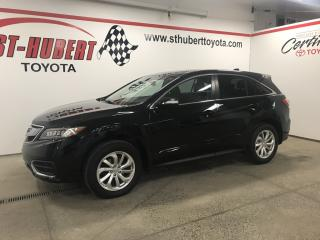 Used 2016 Acura RDX AWD, CUIR, TOIT OUVANT for sale in St-Hubert, QC