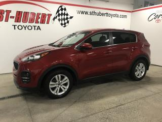 Used 2017 Kia Sportage FWD 4dr LX, BANCS CHAUFFANTS for sale in St-Hubert, QC