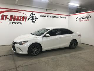 Used 2017 Toyota Camry Xse, Navigation for sale in St-Hubert, QC