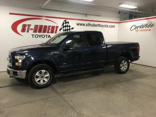 Used 2016 Ford F-150 4WD SuperCab 145  XLT, NAVIGATION for sale in St-Hubert, QC