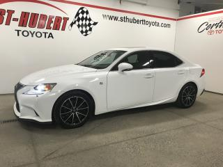 Used 2014 Lexus IS 250 4dr Sdn AWD, NAVIGATION for sale in St-Hubert, QC