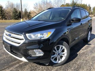 Used 2018 Ford Escape SE FWD for sale in Cayuga, ON