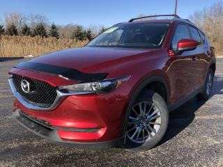 Used 2018 Mazda CX-5 Touring AWD for sale in Cayuga, ON