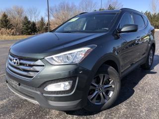 Used 2013 Hyundai SANTA FE SPORT FWD for sale in Cayuga, ON
