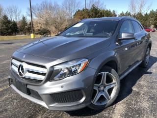 Used 2016 Mercedes-Benz GLA GLA250 4MATIC AWD for sale in Cayuga, ON