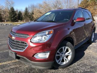 Used 2016 Chevrolet Equinox LT 2WD for sale in Cayuga, ON