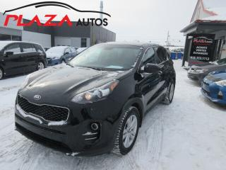 Used 2018 Kia Sportage LX FWD, MAGS, SIEGES CHAUFFANTS for sale in Beauport, QC
