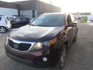 Used 2012 Kia Sorento AWD 4dr V6 Auto EX, CUIR, MAGS ET BEAUCOUP+ for sale in Beauport, QC