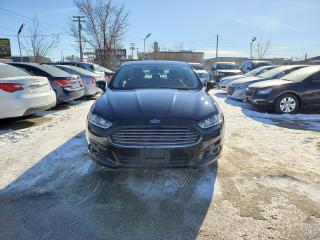 Used 2015 Ford Fusion SE for sale in Winnipeg, MB