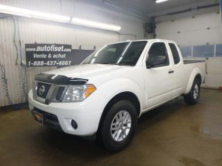 Used 2014 Nissan Frontier $55.26 PAR SEMAINE+taxe 2WD King Cab SWB Auto SV for sale in St-Raymond, QC