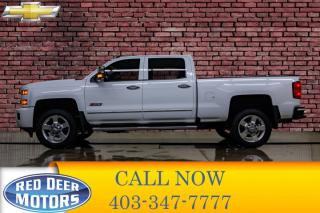 Used 2016 Chevrolet Silverado 2500 HD 4x4 Crew Cab LT Z71 Nav BCam for sale in Red Deer, AB