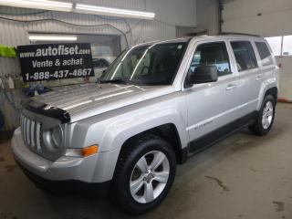 Used 2011 Jeep Patriot FWD 4dr North for sale in St-Raymond, QC