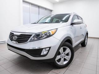 Used 2011 Kia Sportage EX AWD BLUETOOTH SIÈGES CHAUFFANTS *CAMÉRA RECUL* for sale in St-Jérôme, QC