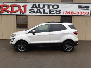 2018 Ford EcoSport SES ACCIDENT FREE,ONLY 14000KM