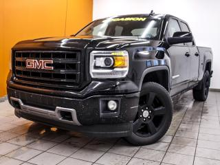 Used 2015 GMC Sierra 1500 4X4 BLUETOOTH CAMÉRA GR. REMORQ *BAS KILOMÉTRAGE* for sale in St-Jérôme, QC