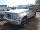 Photo of Silver 2008 Jeep Liberty