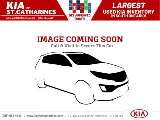 Used 2019 Kia Forte LX IVT | Lane Assist | 8inch Screen | Android Auto for sale in St Catharines, ON