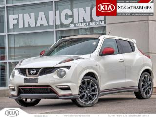 Used 2014 Nissan Juke NISMO | MT | Navigation | Backup Cam for sale in St Catharines, ON