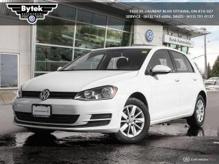 Used 2016 Volkswagen Golf 5-Dr 1.8T Trendline 5sp for sale in Ottawa, ON