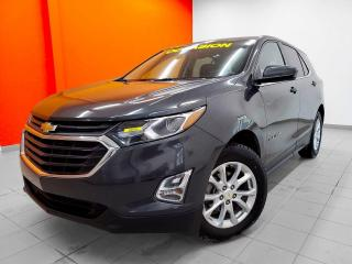 Used 2019 Chevrolet Equinox LT AWD CAMÉRA ANDROID / APPLE *SIÈGES CHAUFFANTS* for sale in St-Jérôme, QC