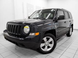 Used 2011 Jeep Patriot NORTH 4X4 CLIMATISEUR *SIÈGES CHAUFFANTS* for sale in St-Jérôme, QC