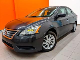 Used 2015 Nissan Sentra SV *TOIT OUVRANT* NAVIGATION *SIEGES CHAUF* PROMO for sale in St-Jérôme, QC