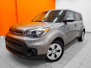 Used 2019 Kia Soul LX BLUETOOTH CAMÉRA RECUL *BAS KILOMÉTRAGE* for sale in St-Jérôme, QC