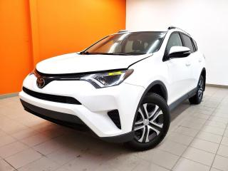 Used 2017 Toyota RAV4 LE AWD *GR. SECURITE* CAMERA *SIEGES CHAUFF* PROMO for sale in St-Jérôme, QC
