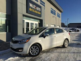 Used 2013 Kia Rio 4dr Sdn Man LX for sale in St-Georges, QC