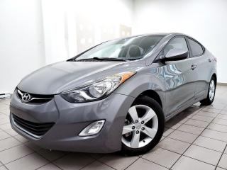 Used 2013 Hyundai Elantra GLS *TOIT OUVRANT* SIEGES CHAUFF *AILERON *PROMO for sale in St-Jérôme, QC