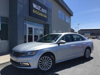 Used 2017 Volkswagen Passat 4DR SDN 1.8 TSI AUTO COMFORTLINE for sale in St-Georges, QC