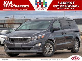 Used 2020 Kia Sedona LX+ | Power Door | Power Liftgate | Parking Sensor for sale in St Catharines, ON
