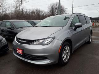 Used 2019 Chrysler Pacifica Touring / NAVI / DVD / POWER DOORS/ LEATHER for sale in Pickering, ON