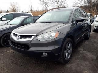 Used 2009 Acura RDX Tech Pkg / Low km for sale in Pickering, ON