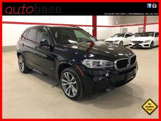 Used 2017 BMW X5 M-SPORT PREMIUM ENHANCED DRIVING ASSIST PLUS for sale in Vaughan, ON