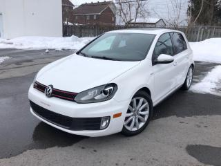 Used 2013 Volkswagen Golf GTI 5dr HB DSG Wolfsburg Edition for sale in Kitchener, ON