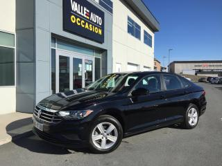 Used 2019 Volkswagen Jetta Comfortline Manual for sale in St-Georges, QC